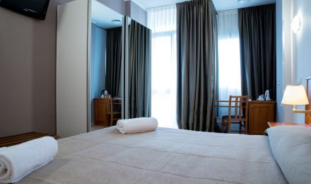 Camera Matrimoniale/Doppia con Letti Singoli Standard Confort