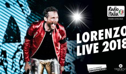 Hotel a Torino per Lorenzo live
