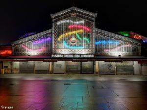 Amare le differenze Luci d'artista Torino